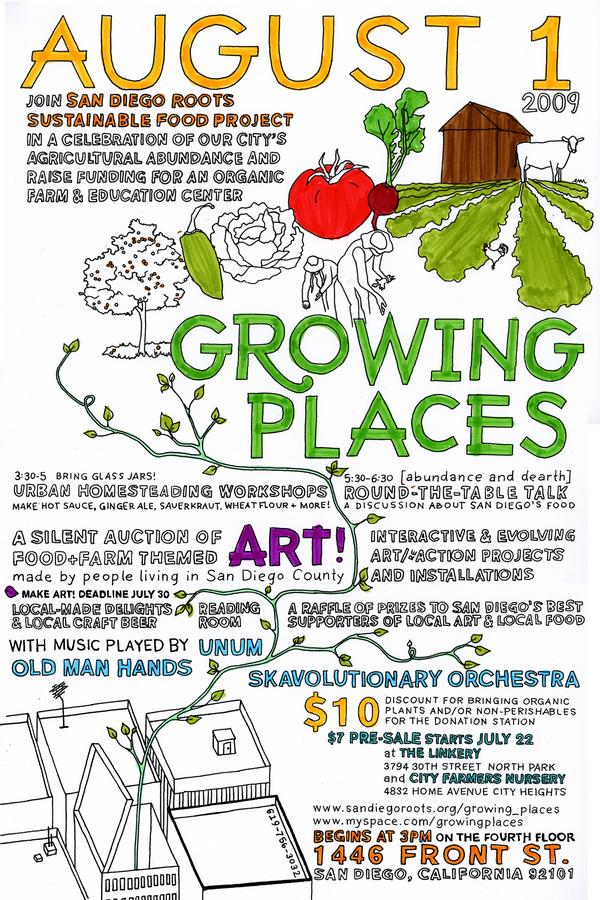 Growing Places