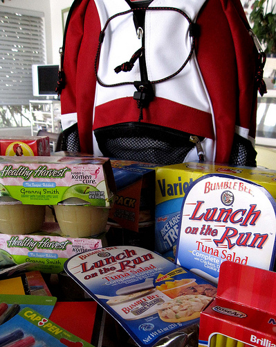 Food 4 Kids Backpack