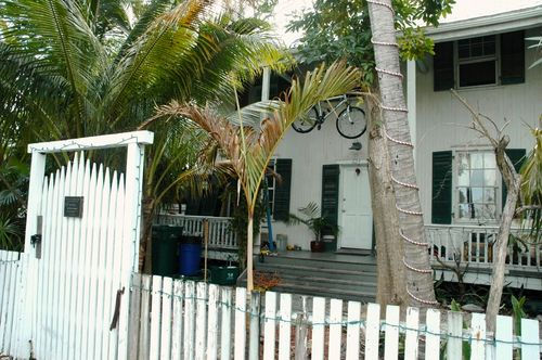 Bishop House Key West